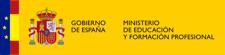 Logo Ministerio de Educación y Formación Profesional